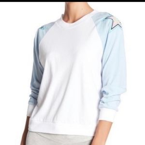 Wildfox starbright raglan